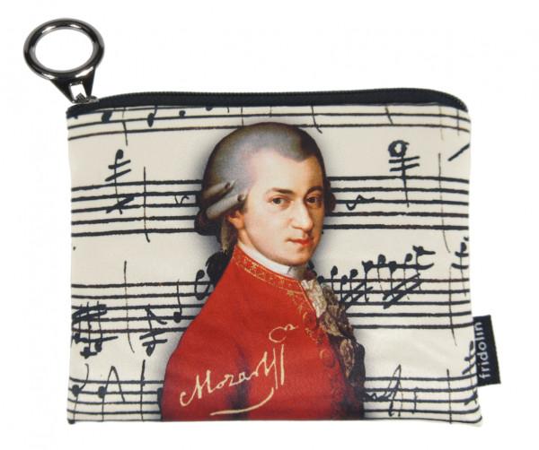 """Mini-Geldbörse """"Mozart"""""""