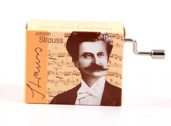 """Spieluhr Strauss """"Donauwalzer"""""""