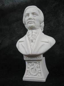 """Marmorbüste """"R. Schumann"""""""
