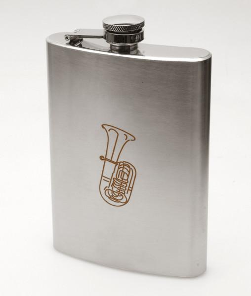 """Flachmann """"Tuba"""""""