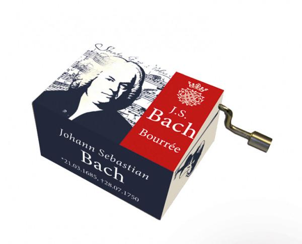 "Spieluhr J. S. Bach ""Bourrèe"""