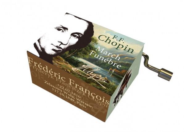 """Spieluhr F. F. Chopin """"Marche Funébre"""""""