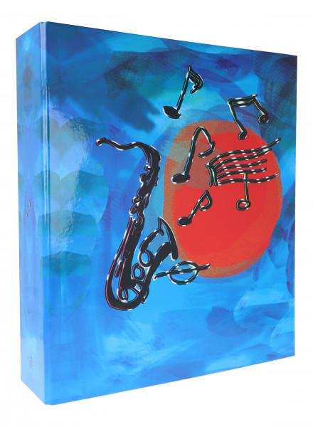 """Ordner """"Saxophon"""" - A4"""