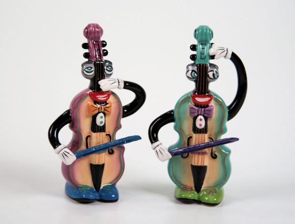 """Salz- und Pfeffersteuer """"Violine"""""""