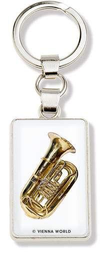 """Schlüsselanhänger """"Tuba"""""""