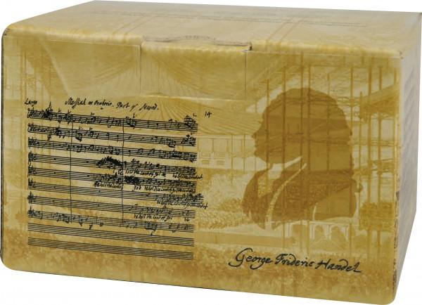 Geschenkbox mit vier Facsimile-Bechern