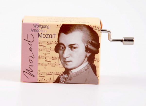 """Spieluhr Mozart """"Kleine Nachtmusik"""""""