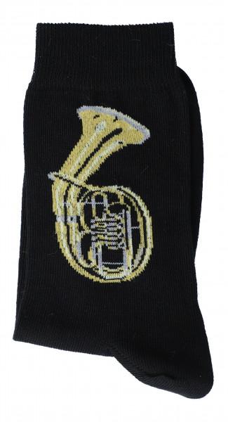"""Musiker-Socken """"Tenorhorn"""""""
