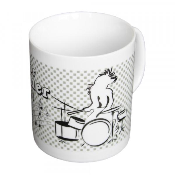 """Henkelbecher """"Drummer"""""""