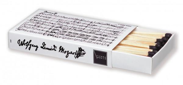 """Streichholzschachtel groß """"Wolfgang A. Mozart"""""""