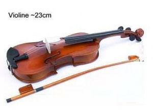 Miniatur-Violine 23 cm