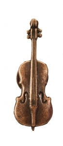 "Pin ""Cello"" Kupfer"
