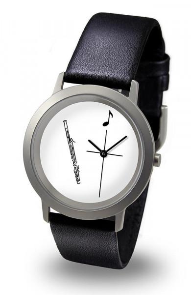 "Armbanduhr ""Fagott"" - Palladium Line"