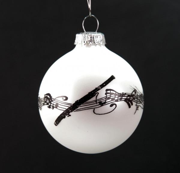 """Weihnachtskugel """"Fagott"""""""