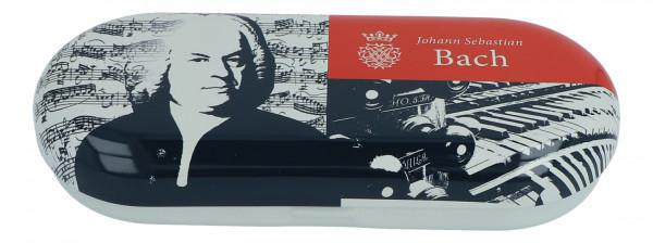 """Brillenetui mit Dekor """"Bach"""""""