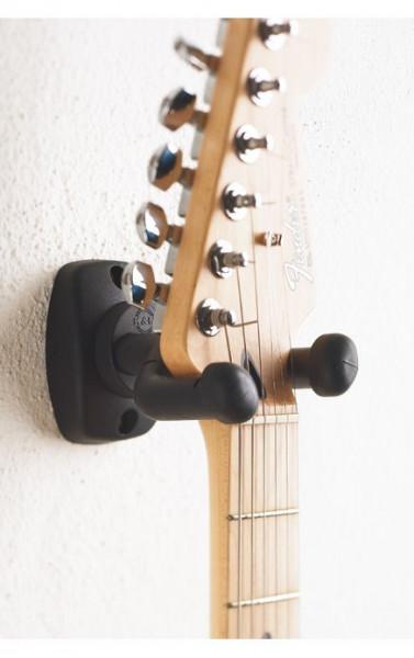 K&M Gitarren-Wandhalter 16250