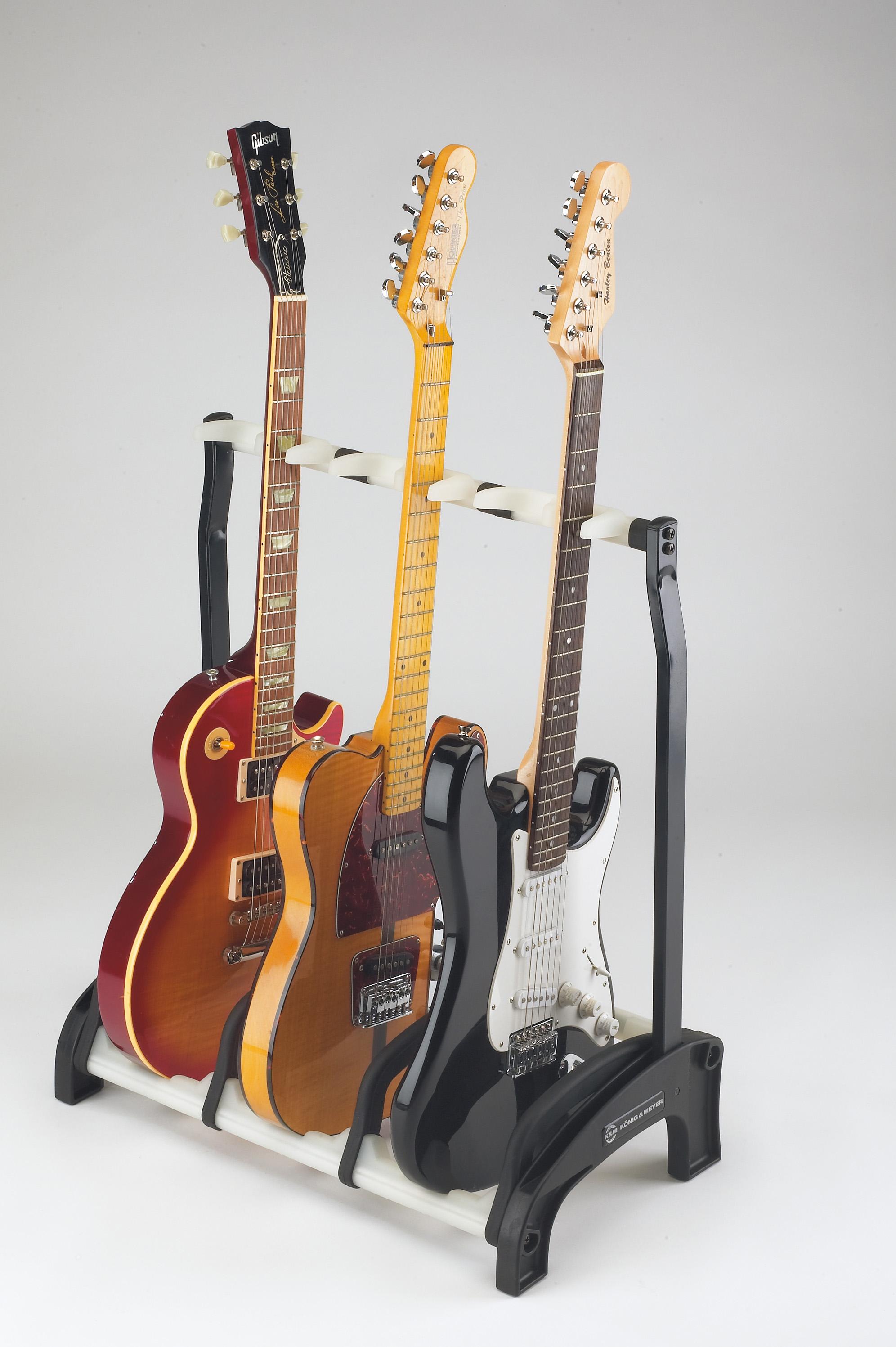 """K&M 5 fach Gitarrenständer """"Guardian 5"""" Gitarrenständer Zubehör Gitarren & Bässe Instrumente & Zubehör"""