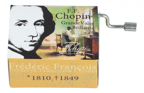 """Spieluhr F. F. Chopin """"Grande Valse Brillante"""""""