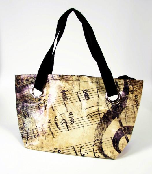 "Shopping bag ""Noten"""