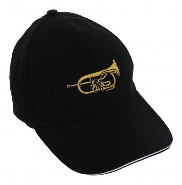 Baseball-Cap - Flügelhorn