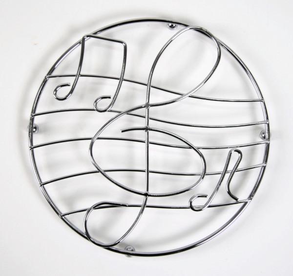 """Topf-Untersetzer """"Violinschlüssel"""""""