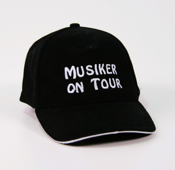 Baseball-Cap - Musiker On Tour