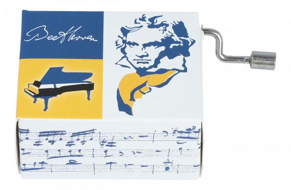 """Spieluhr L. v. Beethoven """"Bagatelle Op. 119"""""""