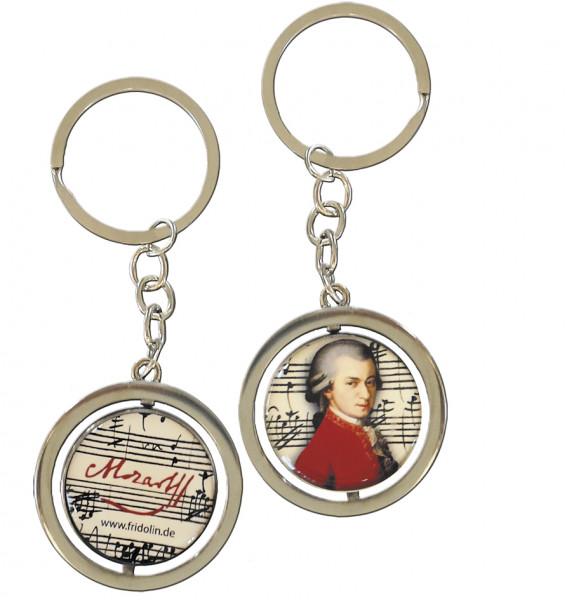 """Schlüsselanhänger """"Mozart"""""""