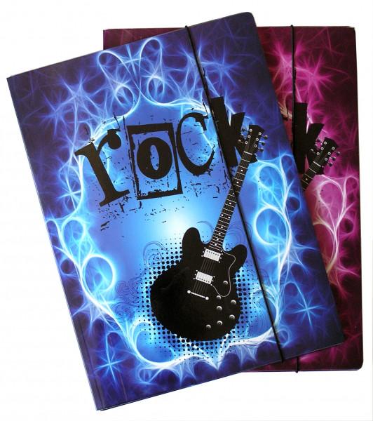 "Sammelmappe ""Rock"""