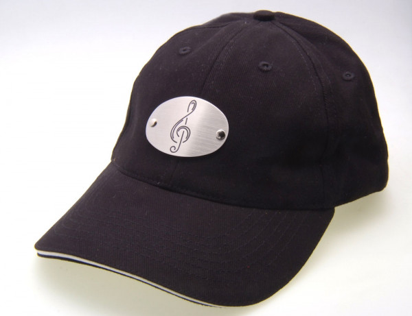 "Music Cap ""Violinschlüssel"""