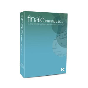 Finale PrintMusic 2014 (Deutsch)