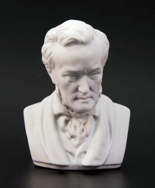 "Komponistenbüste ""R. Wagner"""