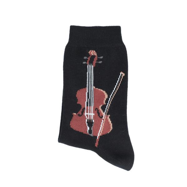 """Musiker-Socken """"Violine"""""""