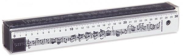 "Lineal ""Noten"" 30 cm"