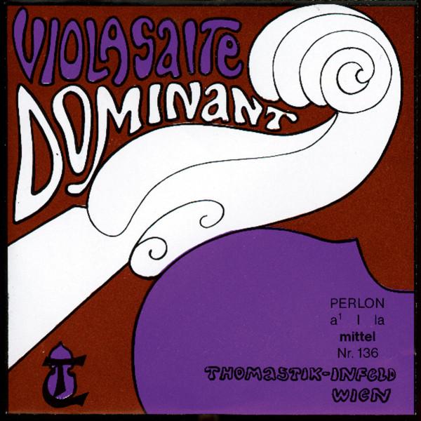 Thomastik Dominant Violasaite A - Einzelsaite 136