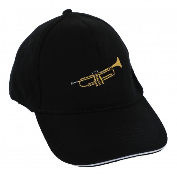 Baseball-Cap - Trompete