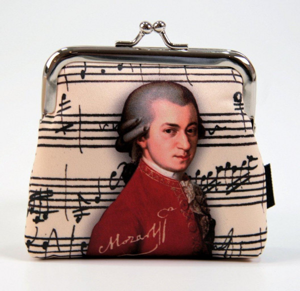 "Klick-Geldbörse ""Mozart"""
