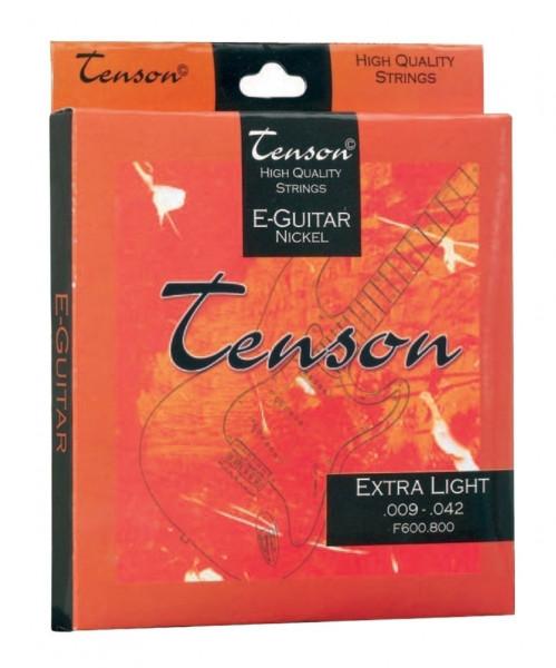 Tenson Extra Light - Saiten E-Gitarre