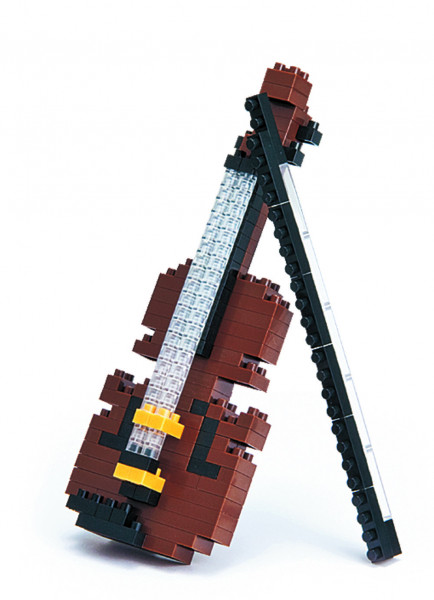 """NanoBlock Mini-Collection """"Violine"""""""