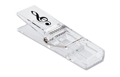 """Riesenklammer """"Violinschlüssel"""""""