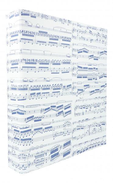 """Ordner """"Noten"""" A4 - dunkelblau"""