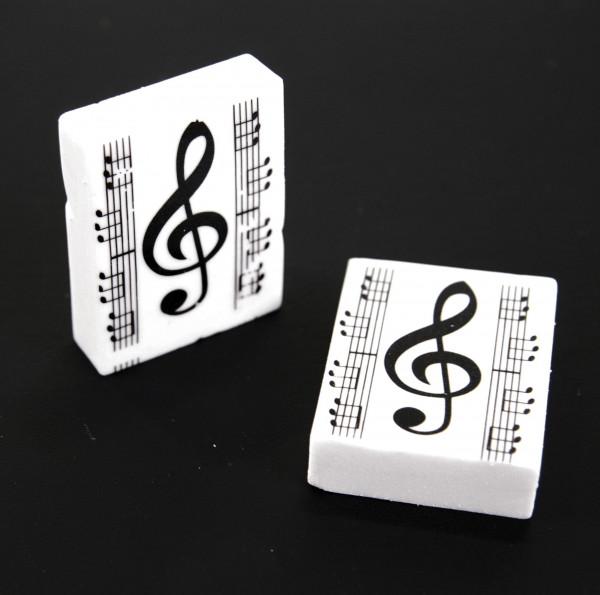 "Radiergummi ""Violinschlüssel"""