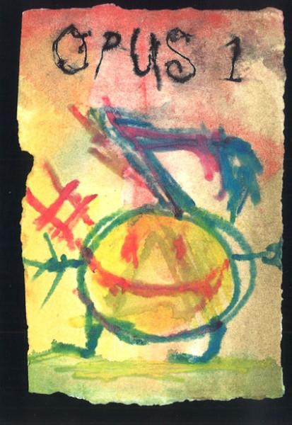 """Conbrio Karte """"Opus"""""""