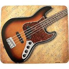 "Mousepad ""E-Bass"""