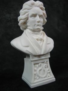 """Marmorbüste """"L. v. Beethoven"""""""