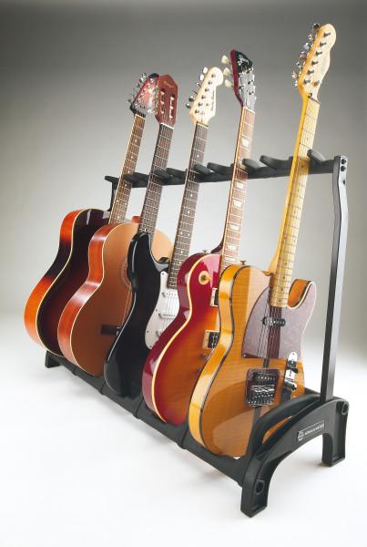 "K&M 5-fach Gitarrenständer ""Guardian 5"" 17515"