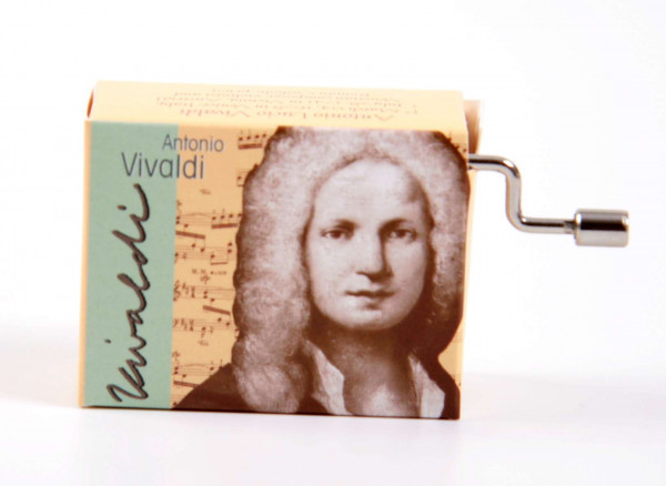 "Spieluhr Vivaldi ""Frühlingssinfonie"""