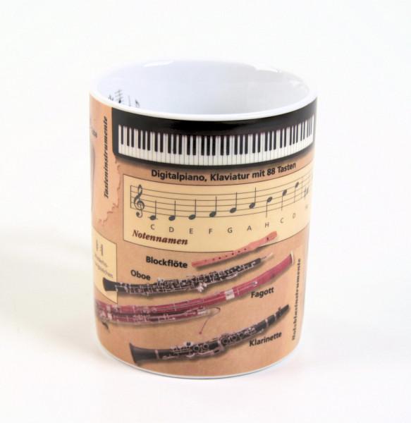 """Jumbo-Wissensbecher """"Musik"""""""