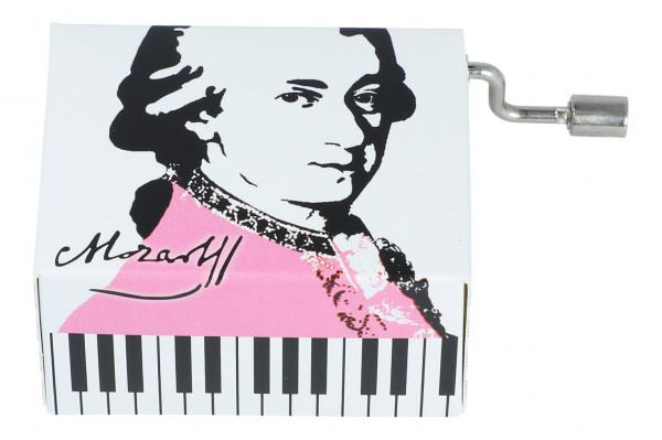 """Spieluhr W. A. Mozart """"Kleine Nachtmusik"""""""