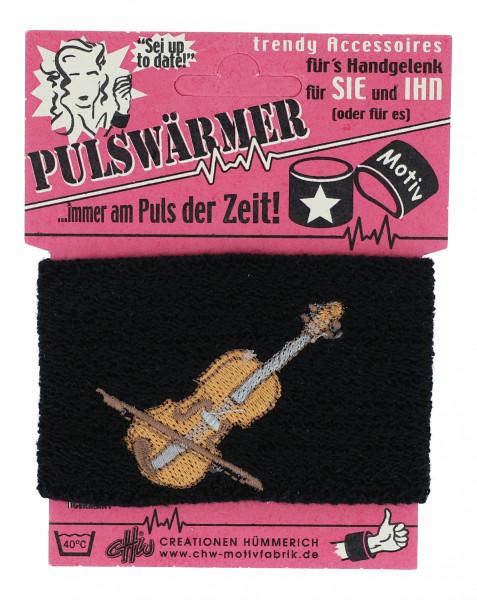 """Pulswärmer """"Violine"""""""